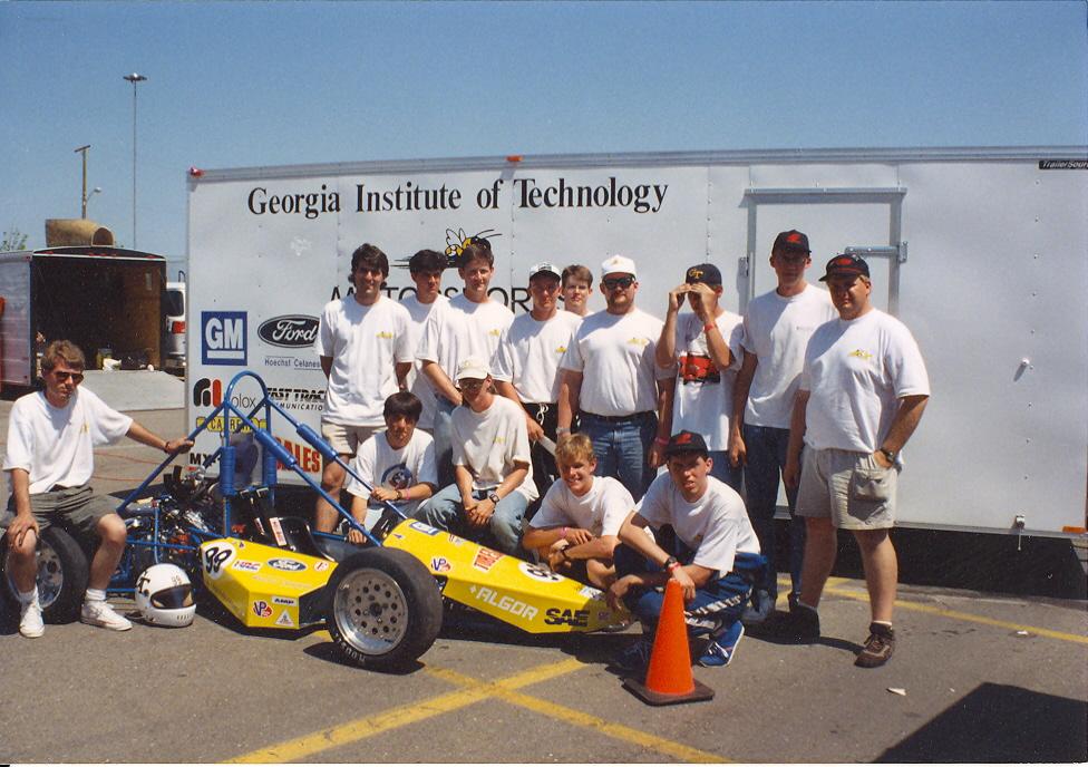 1994: Car 99