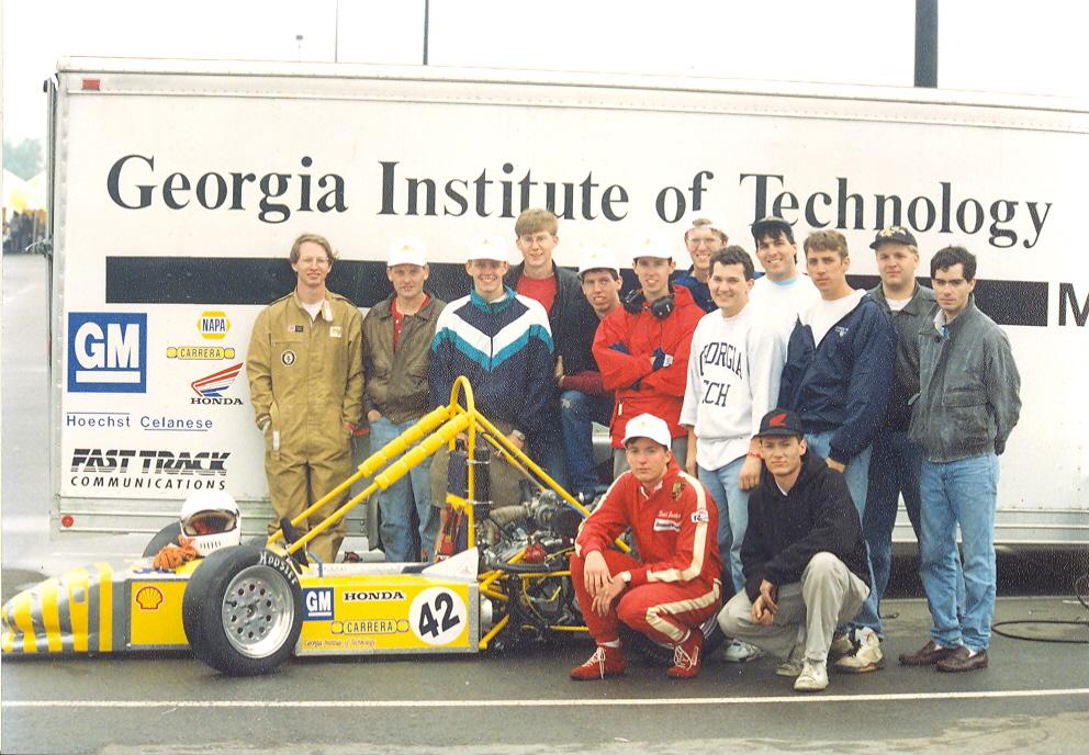 1993: Car 42