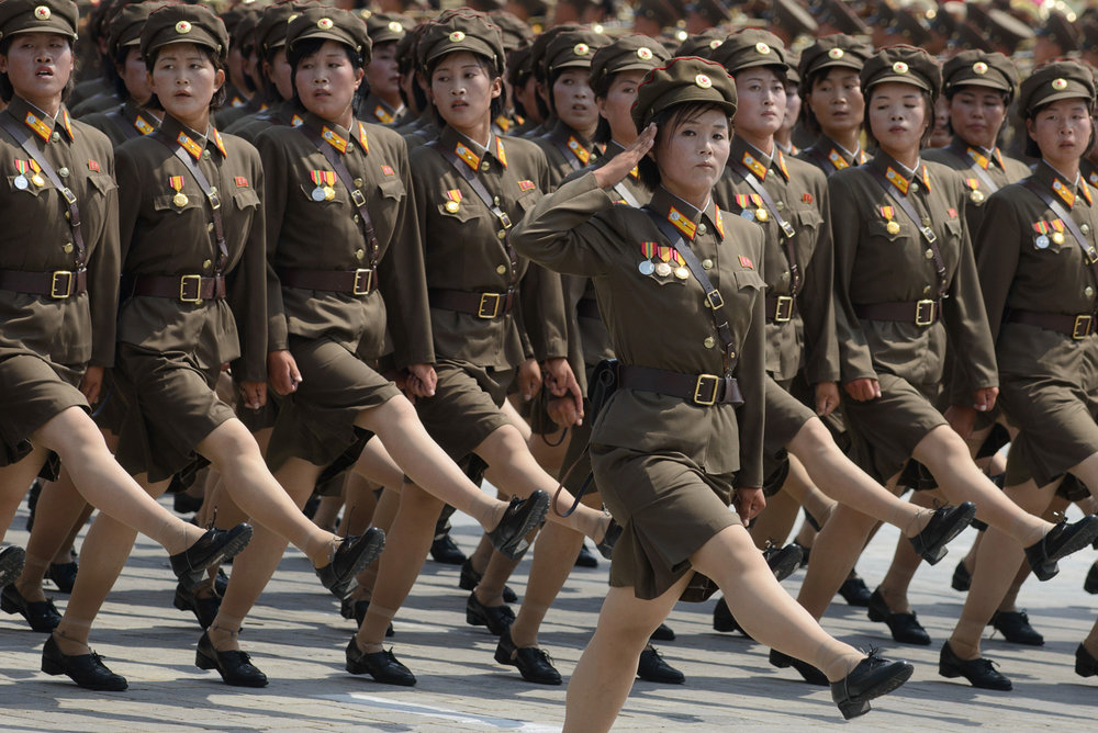' Inside the strange, complicated lives of North Korean women ' (August, 2017)