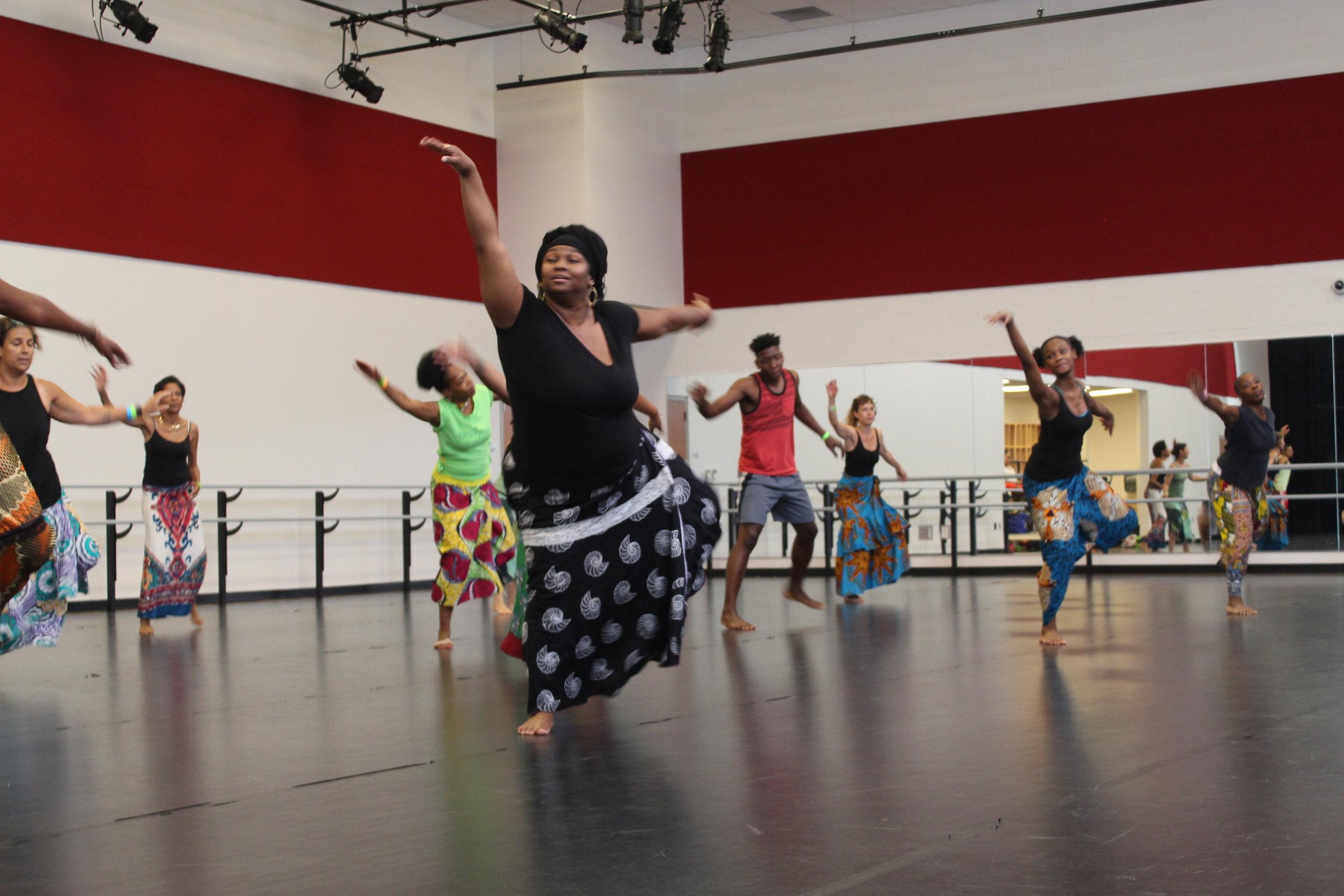 Dance Africa Fest (1)