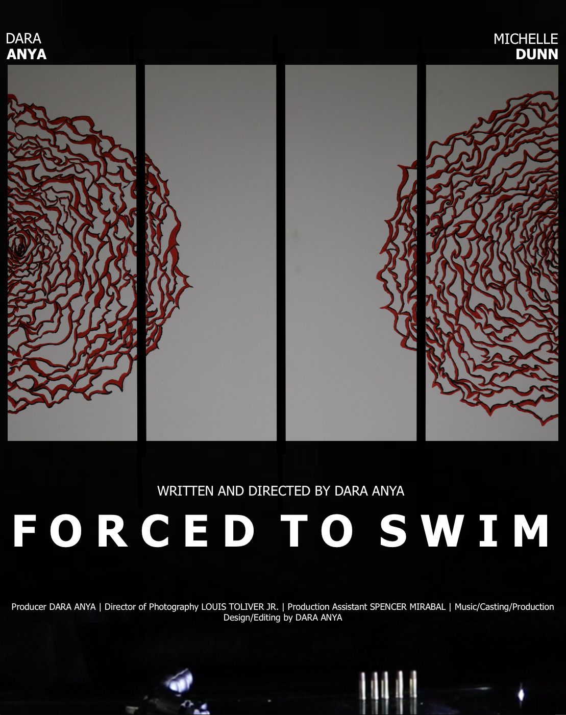 Forced to Swim Poster