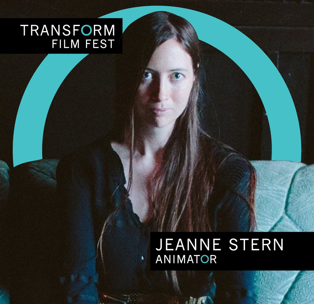 Jeanne Stern — Animator, Educator