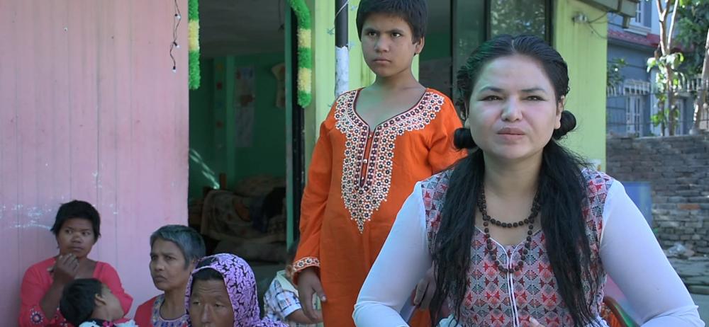 Nepal Snehi Kaakha , Dir. Kirtana Banskota, ASoF student (2018)