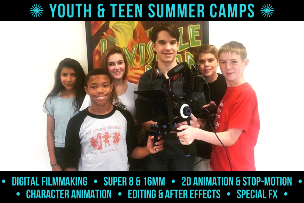 Youth & Teen Summer Camps