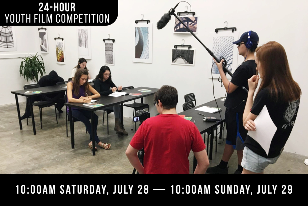 24-Hour Youth Film Competition