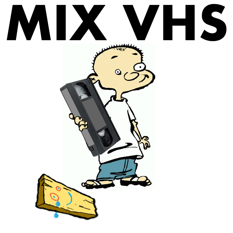 Week 073 - Can't seem to find your favorite HD-DVD copy of Ed, Edd, and Eddy: Season 1?Are you disappointed to the point of never wanting to watch anything ever again?? Don't fret!MIX/VHS has compiled a short lil' list of things for you to heal your heart! We hope you enjoy!!