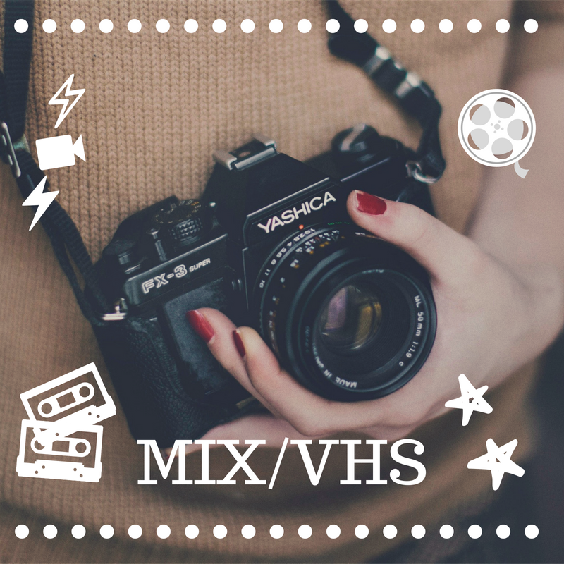 Week 079 - For some, it's back to school time! For others, it's the same grind as the week before! Whatever the case or the stress, take a second outta your day to relax + watch some excellent recommendations from our contributors at MIX/VHS!