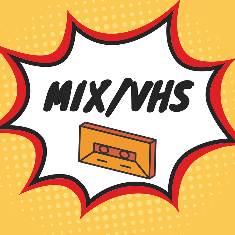 Week 080 - Wow! It's the weekend already?? It's not. It's the weekend yet. Psych. So close. Yet so far... Well who cares!! Get a head start, relax for a while, and enjoy these amazing recommendations of what to watch in your chill-out time from your buddies at MIX/VHS!
