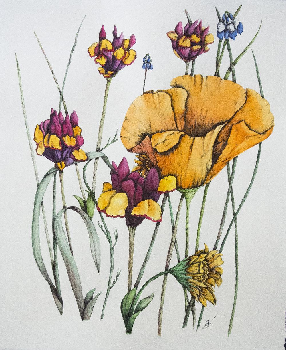 """Wildflowers"
