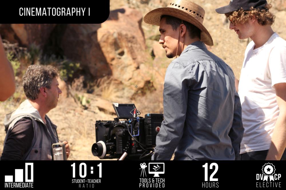 Cinematography 101