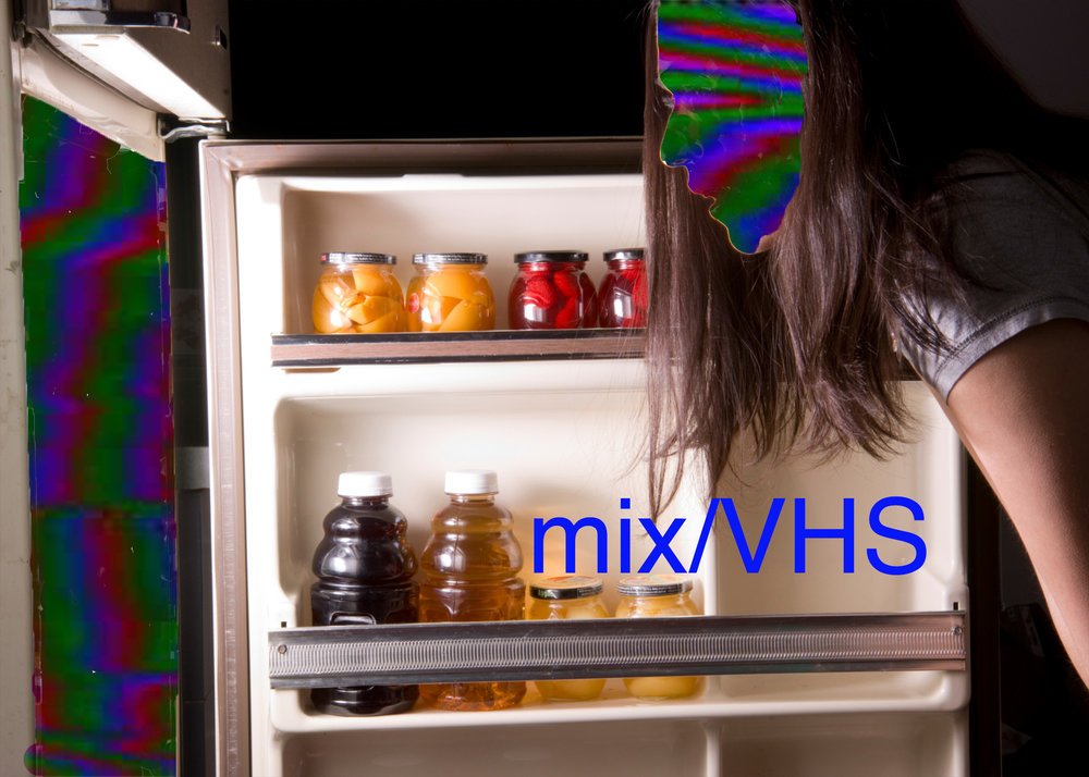 MIX/VHS Week 095 - Waking up in the middle of the night with a fuzz in your head. Thinking about gong to the fridge for a little late night snack. STOP! Instead clear your head with videos selected by our amazing team of Content Curators. As always we will be here for you day and night to help clear your mind and relax.