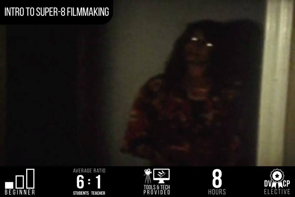 Intro to Super 8 Filmmaking