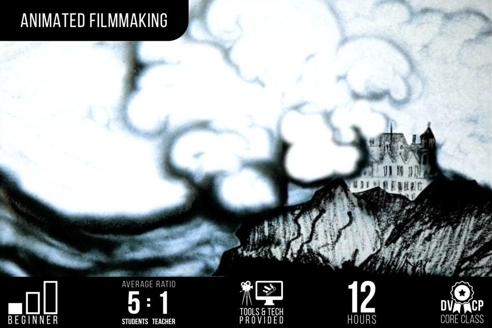Animated Filmmaking