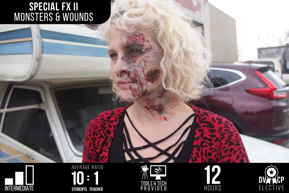 Special FX II: Monsters & Wounds