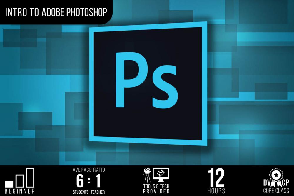 Intro to Adobe Photoshop