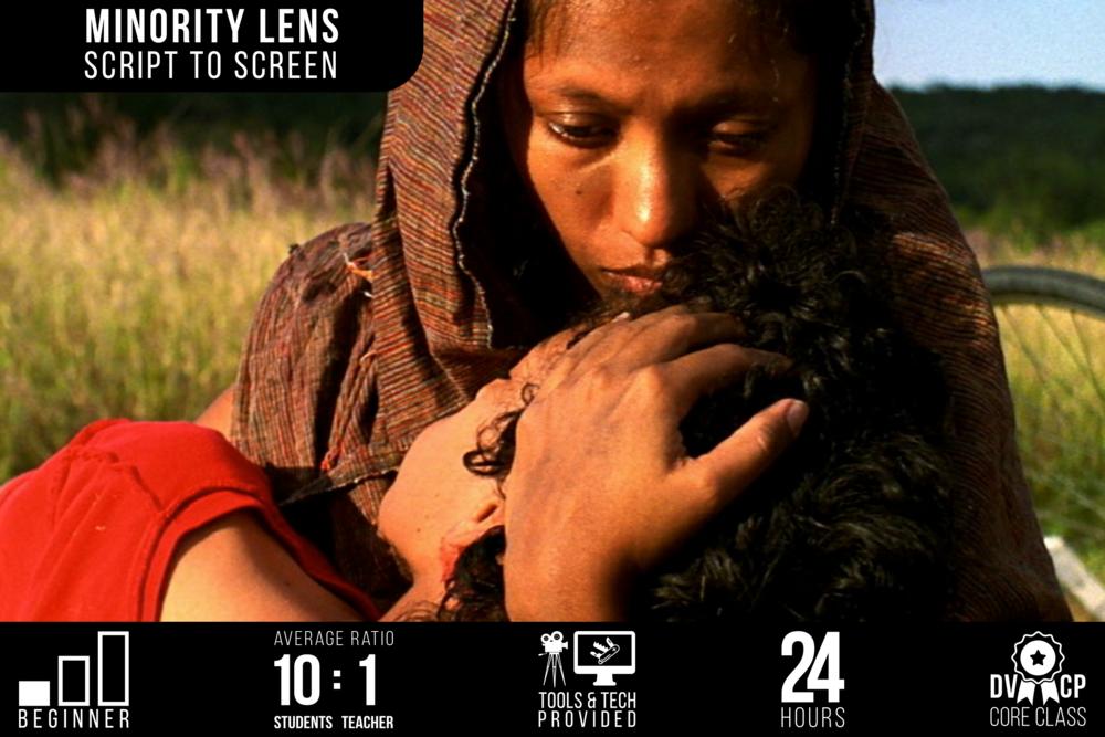 Minority Lens: Script to Screen