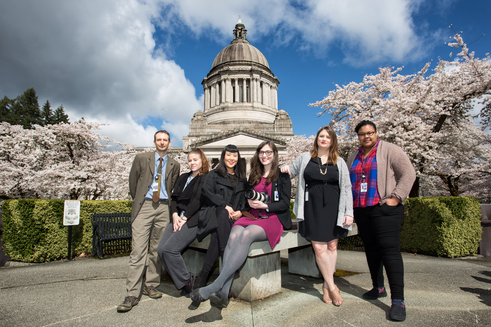 2017 WA State Legislative Session Photography Department