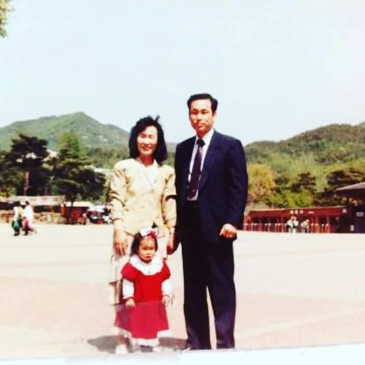 The Kim Family in Korea