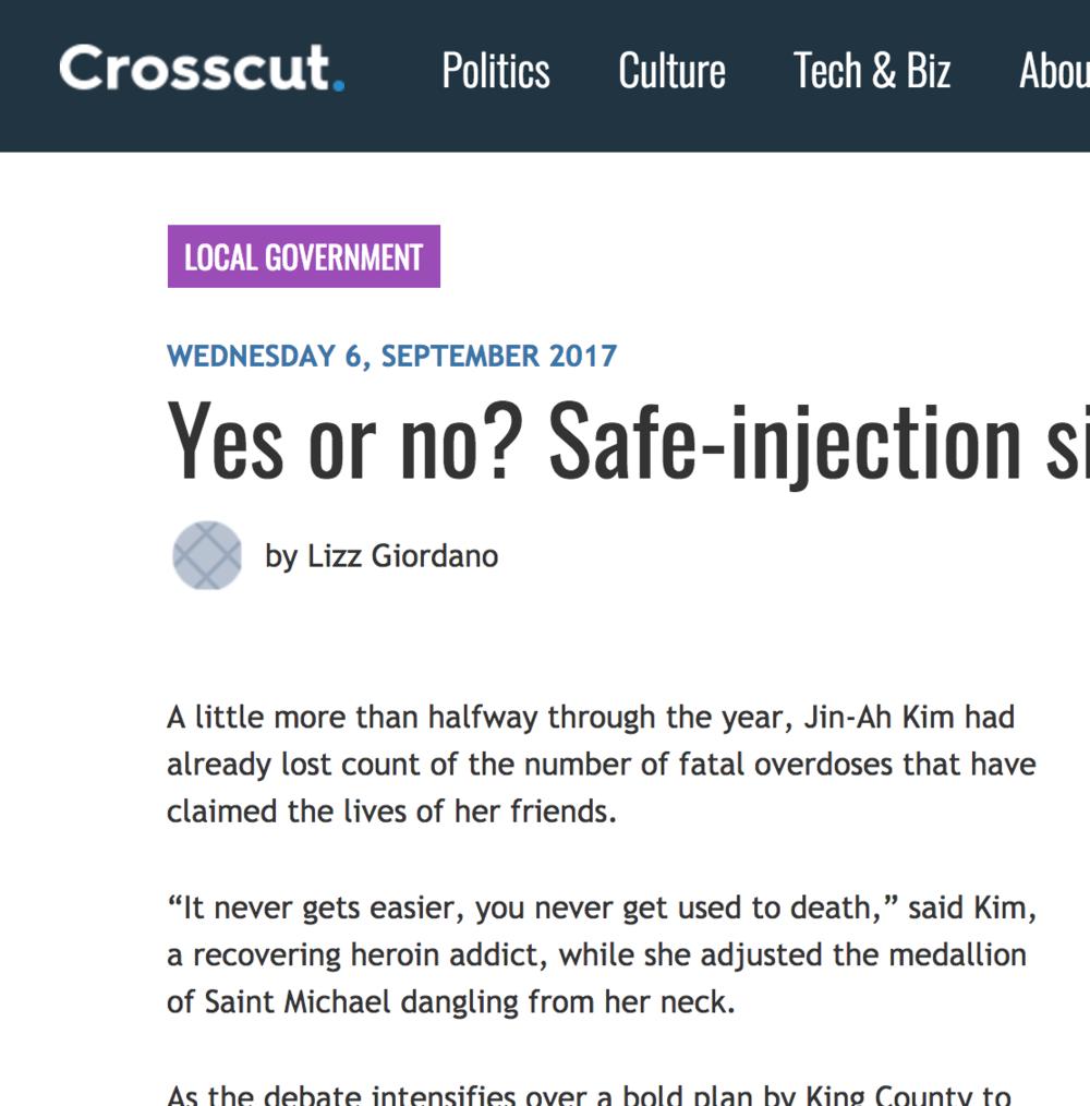Jin-Ah Kim Crosscut