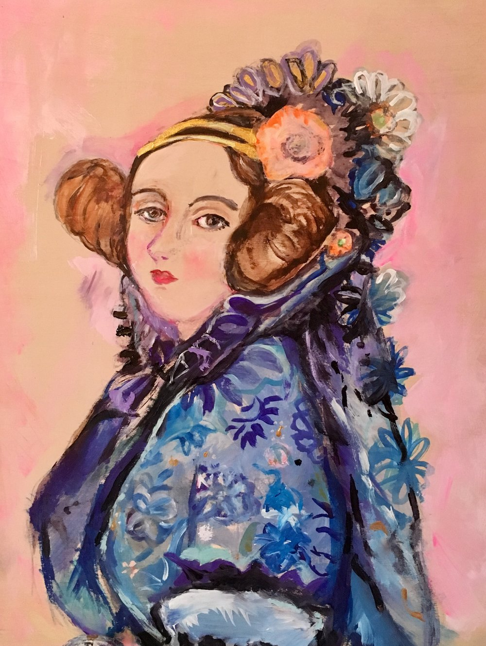 Jenny Belin_ %22Ada Lovelace%22_2017 copy.JPG