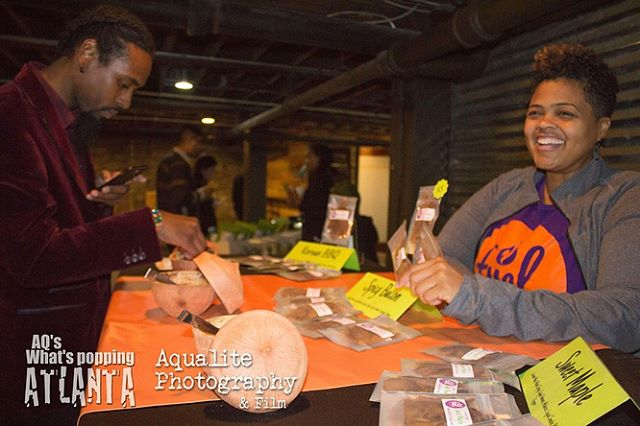 Check Out Some Of Our Sponsors & Vendors 🔥 If You Missed it 🙃 Check Out These Pics from @whatspoppingaq or www.thevegancookoff.com #thevegancookoff #whatspoppingaq #theveganlifestyleislit #vegan #veganfood #atlanta #atleats #atlevents #atlparties #healthylifestyle #healthyeating