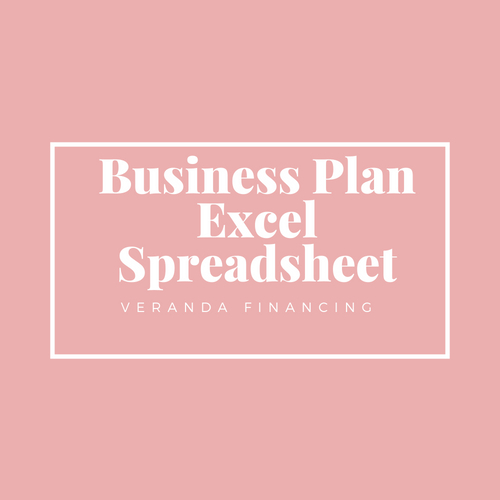 Business plan excel spreadsheet template veranda financing business plan excel spreadsheet template cheaphphosting Image collections