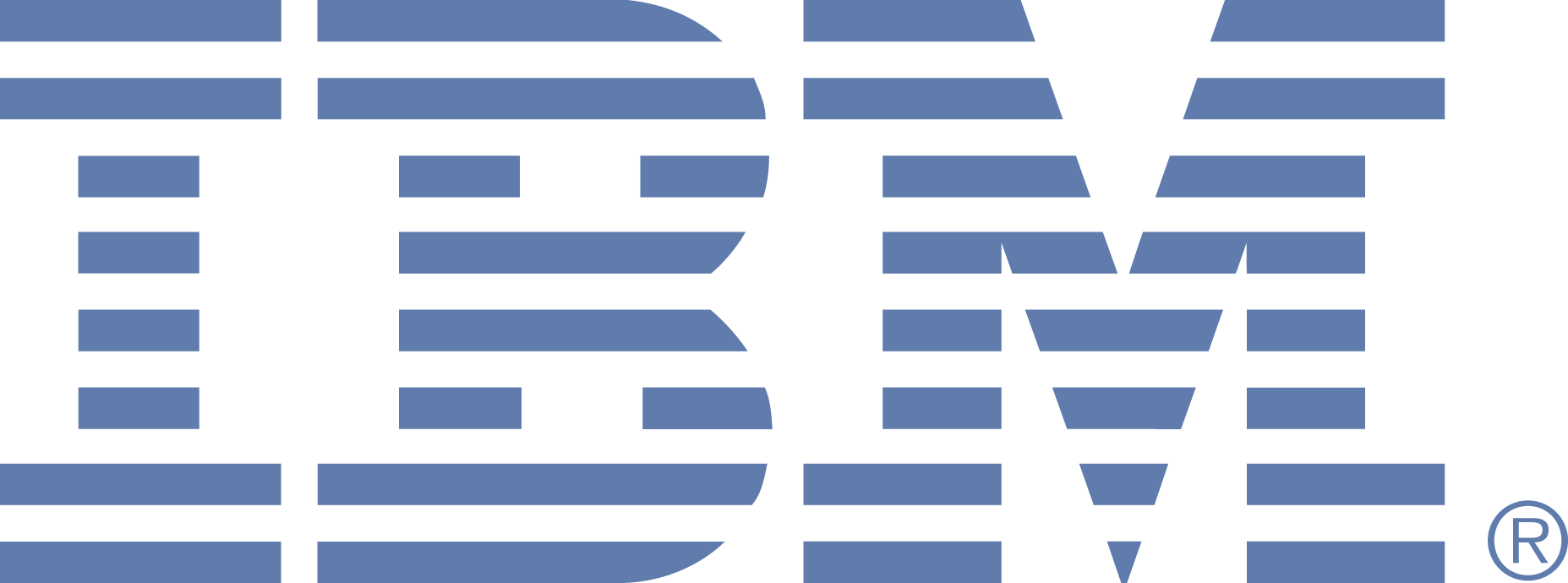 IBM Logo blue-trans