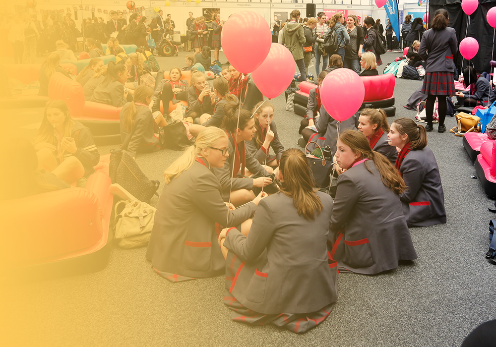 2018 Program - The next Go Girl, Go for IT event is on Thursday 16 August 2018, and will be an exciting mixture of interactive presentations, workshops and super workshops, plus a careers tradeshow. Subscribe to our newsletter to find out when the program is available.