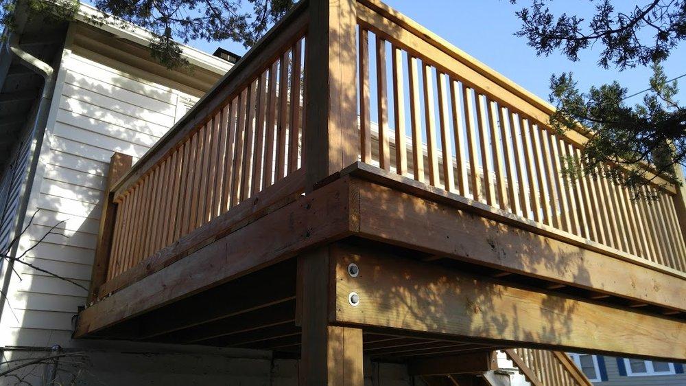 Deck Rebuild