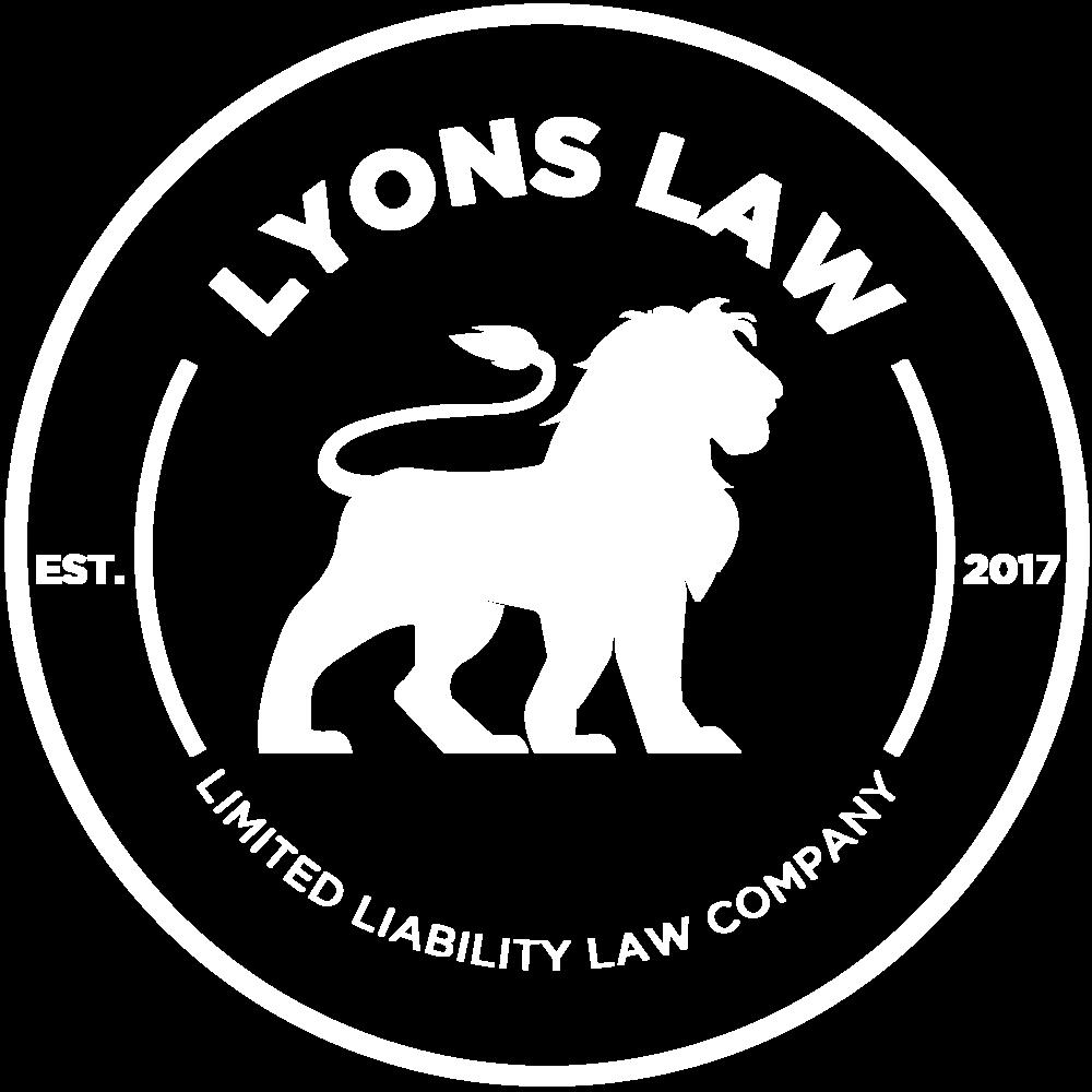 Lyons Law logo