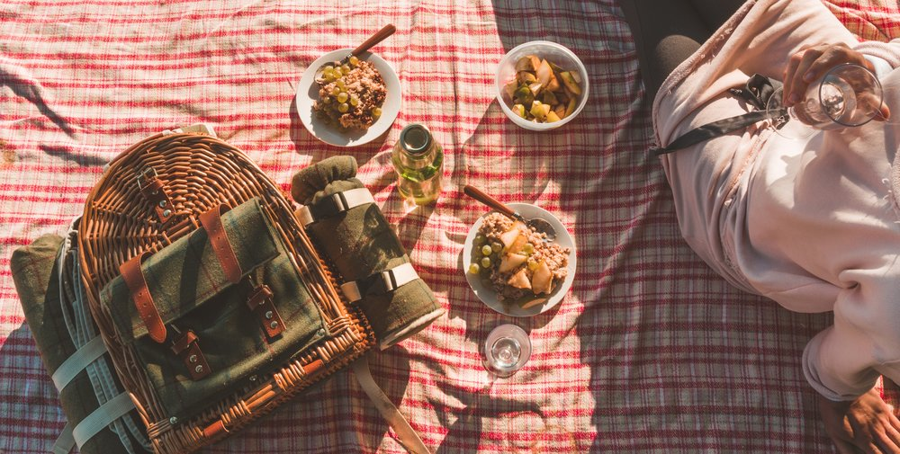Mid-Day - - Lunch Time Picnic