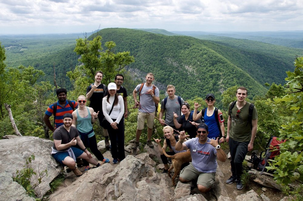 Morning - 8:30am - Depart HobokenGuided Hike at Norvin Green State Park