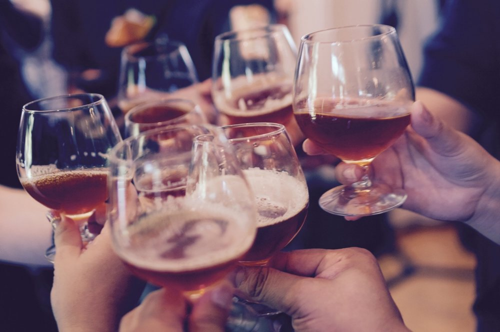 Afternoon - Custom Craft Brewery TastingPizza LunchBrewery TourReturn To Hoboken By 6:00pm
