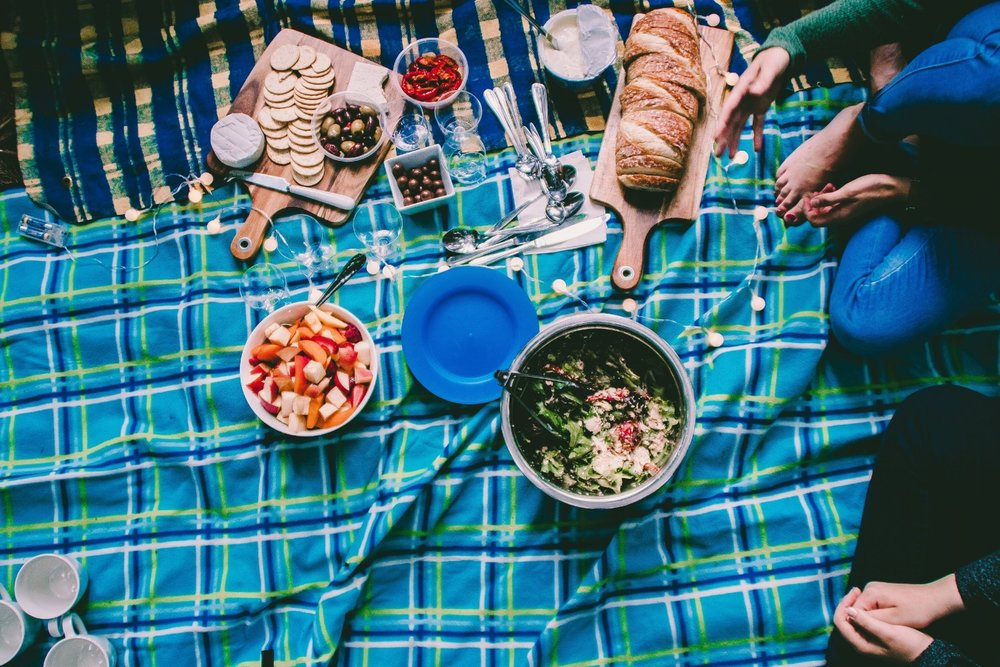 Afternoon - Group Outdoor PicnicReturn To Hoboken By 6:00pm