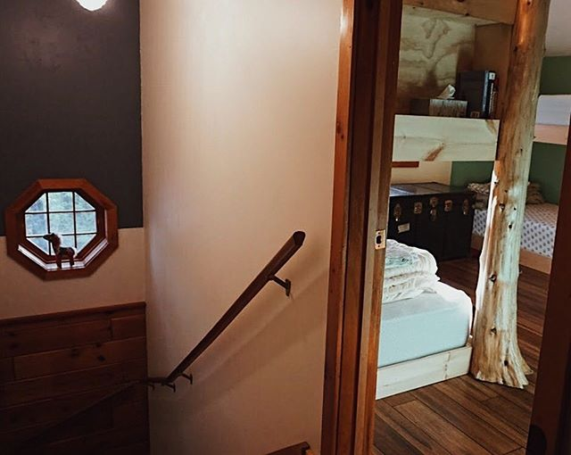 With individual rooms available for booking at the Llama House, enjoy the Adirondack Mountains while still on a budget!⠀ ⠀ DM us or find us on @airbnb to discuss the details of your stay right here at the Llama House!⠀ ⠀ ⠀