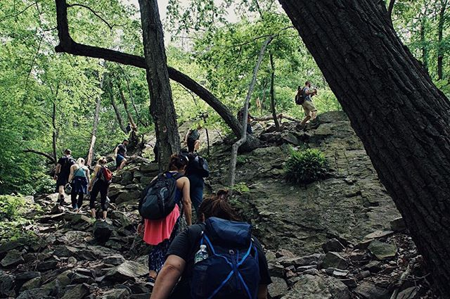 Let's Wander where the Wifi is weak! Spend your Summer in the Outdoors with Good Friends!⠀ ⠀ Ask us about the best #local hiking spots in the New Jersey & New York areas!⠀ ⠀ ⠀