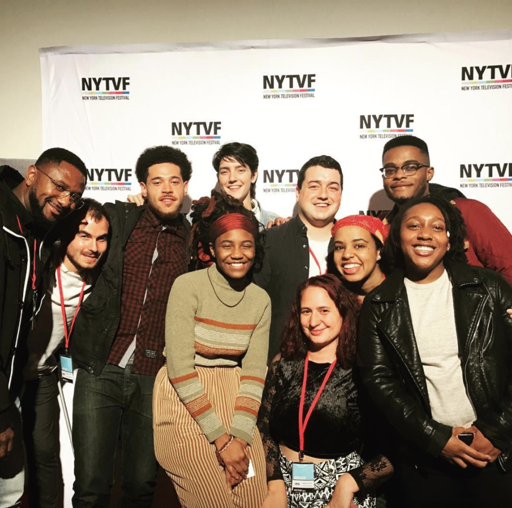 Drive Slow team at NYTVF!