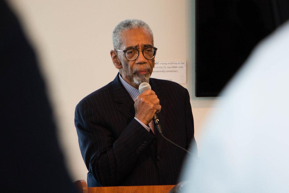 Representative Bobby L. Rush (D-IL-01)