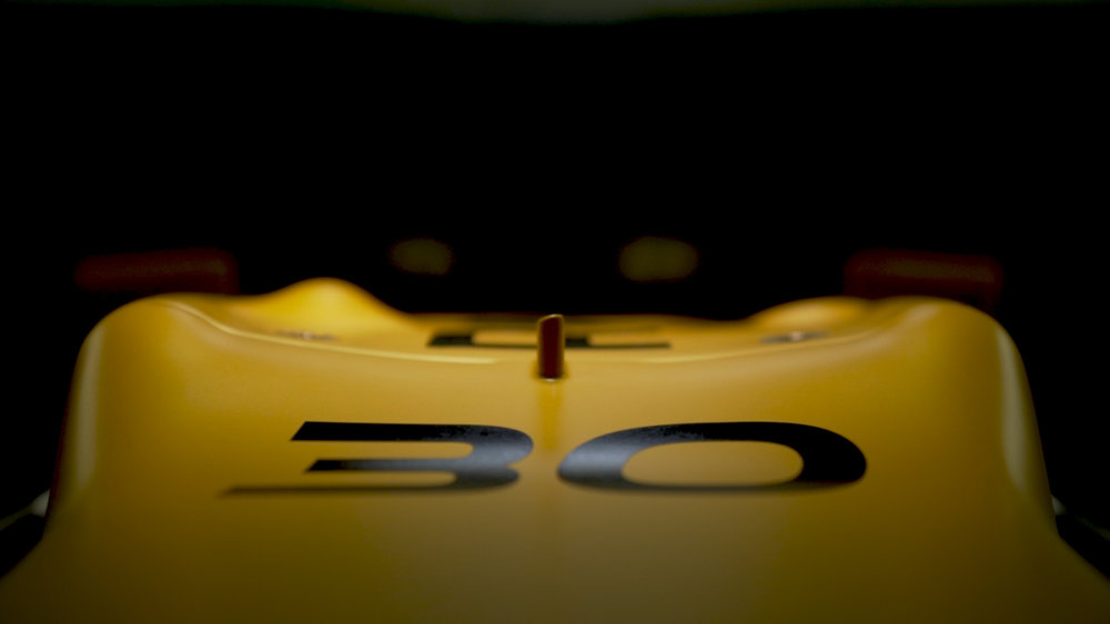 3D Printing Meets F1<br><strong> RENAULT FORMULA 1 TEAM </strong>