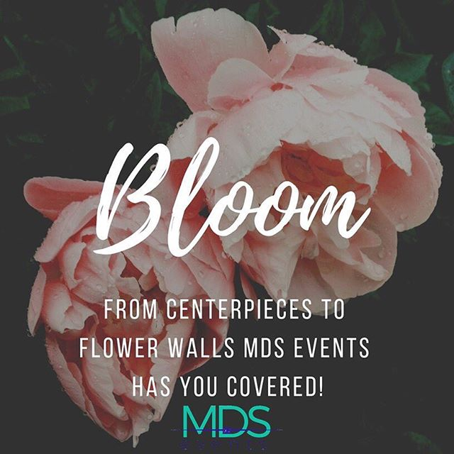 #Centerpieces, #Flower Walls, #Floral Accents and more! MDS Events will incorporate your company colors, theme and #brand to really leave a lasting impression on your guests. #meetingplanner #eventplanner #eventprofs #thinkoutsidethebox #eventdecor #eventpro