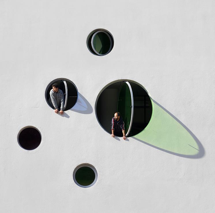 Galaxy, 2015, 100x100cm