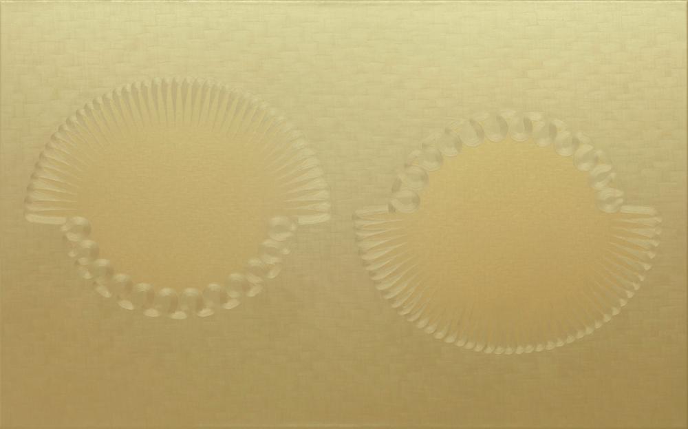'Midas Magic' 2011, Huile sur toile, 127 x 203 cm