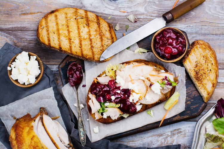 50 of the best  turkey leftover recipes