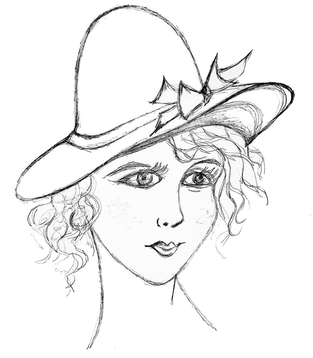 Lady Portrait, Rebecca Johnstone.jpg