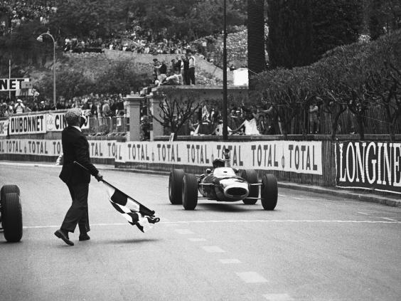 Graham Hill, nicknamed 'Mr Monaco', won at Monaco 5 times