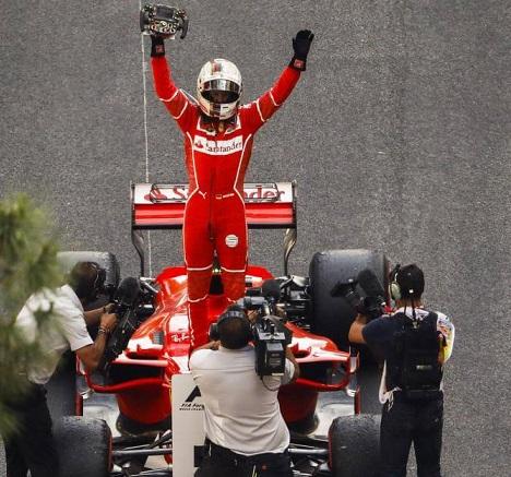 Sebastian Vettle wins the Monaco Grand Prix.jpg