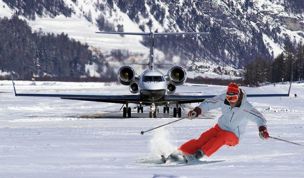 Visit Chambéry Savoie Airport's website