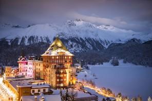 St Moritz - Top rate for après ski