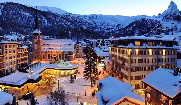 Switzerland's Top Rated Ski Resorts - best of the best