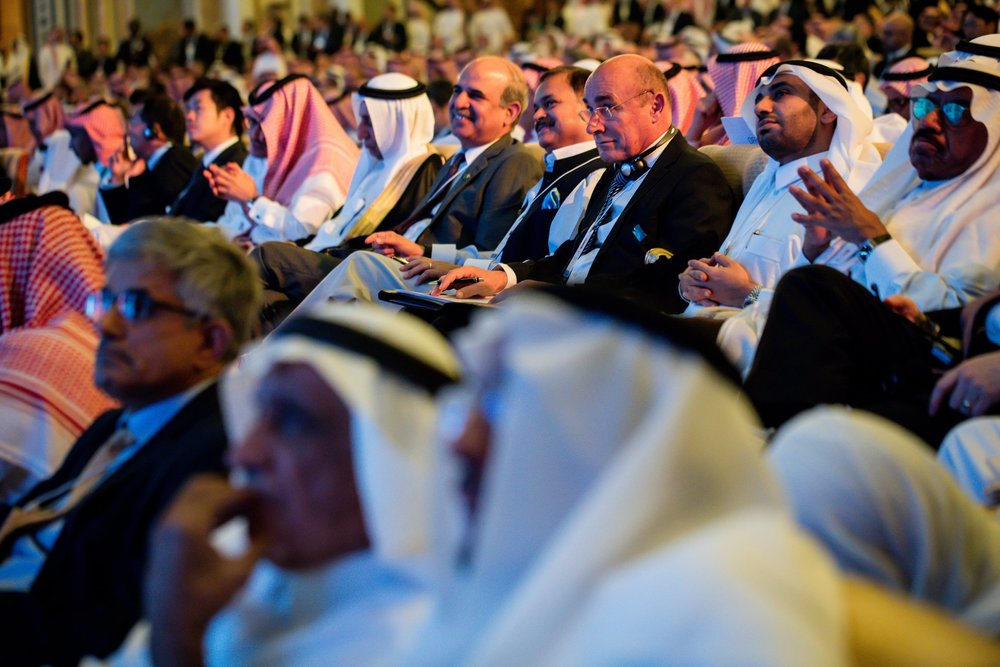 An investment conference in Saudi Arabia this week was held to announce that the kingdom is open for business.